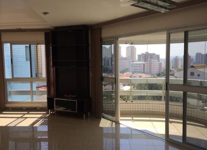 Apartamento em Tatuapé/SP de 114m² 3 quartos a venda por R$ 745.000,00