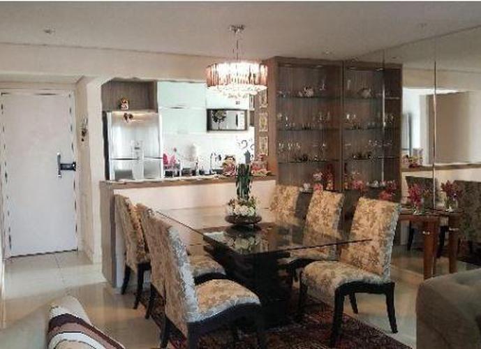 Apartamento em Mooca/SP de 120m² 3 quartos a venda por R$ 990.000,00