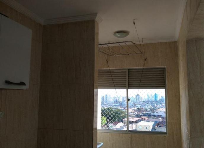 Apartamento em Vila Santa Clara/SP de 55m² 2 quartos a venda por R$ 320.000,00