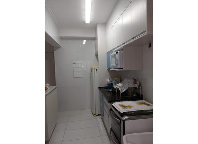 Apartamento em Vila Belmiro/SP de 63m² 2 quartos a venda por R$ 360.000,00