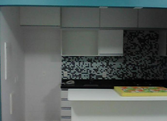 Apartamento em Gonzaga/SP de 57m² 1 quartos para locação R$ 3.000,00/mes