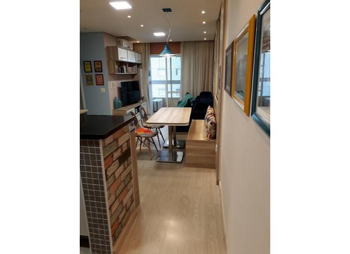 Apartamento em Ponta Da Praia/SP de 77m² 3 quartos a venda por R$ 473.900,00
