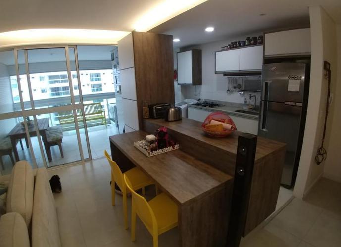 Apartamento em Ponta Da Praia/SP de 77m² 2 quartos a venda por R$ 678.000,00