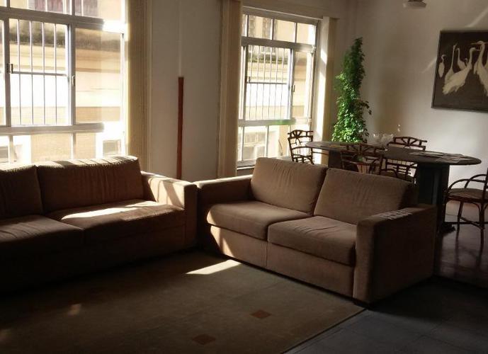 Apartamento em Gonzaga/SP de 148m² 3 quartos a venda por R$ 509.000,00