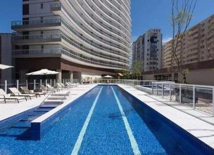 Apartamento em Gonzaga/SP de 49m² 1 quartos a venda por R$ 649.000,00 ou para locação R$ 2.800,00/mes