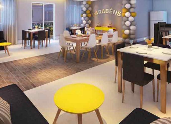 Apartamento em Taquara/RJ de 45m² 1 quartos a venda por R$ 177.000,00