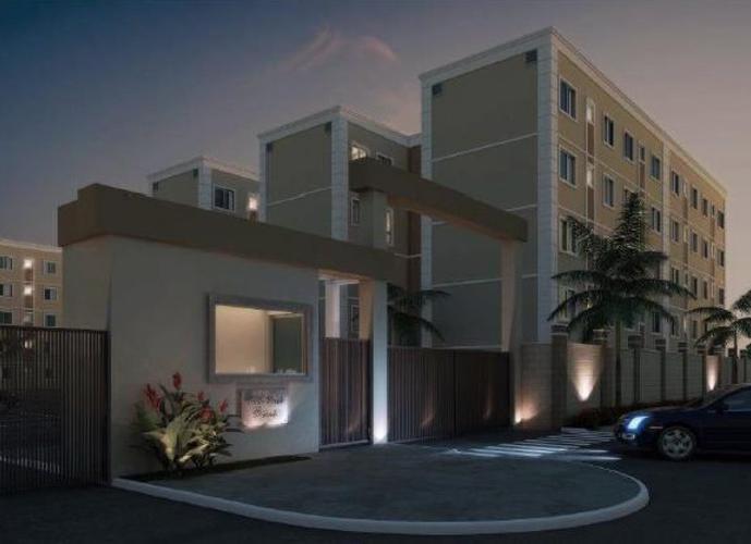 Apartamento em Cosmos/RJ de 46m² 2 quartos a venda por R$ 144.000,00