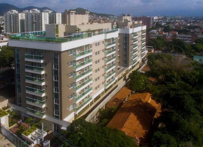 Apartamento em Campinho/RJ de 60m² 2 quartos a venda por R$ 330.000,00