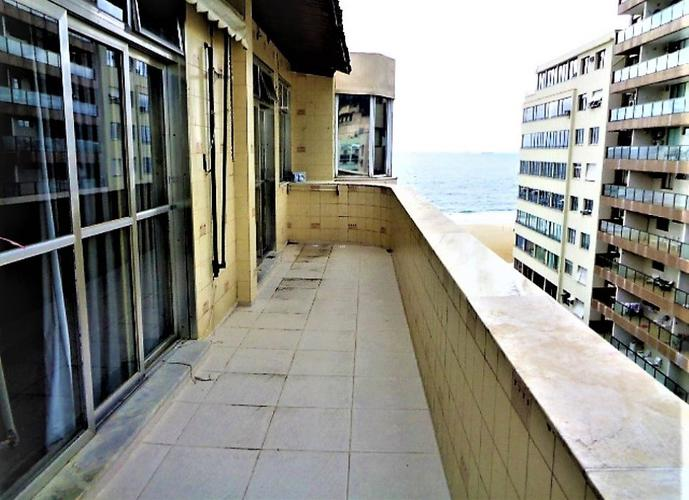 Cobertura em Copacabana/RJ de 140m² 3 quartos a venda por R$ 1.300.000,00
