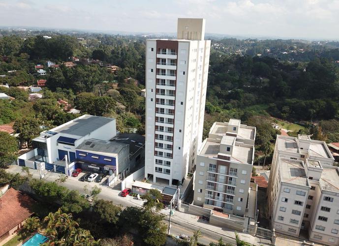 Apartamento em Granja Viana/SP de 52m² 2 quartos a venda por R$ 213.966,00