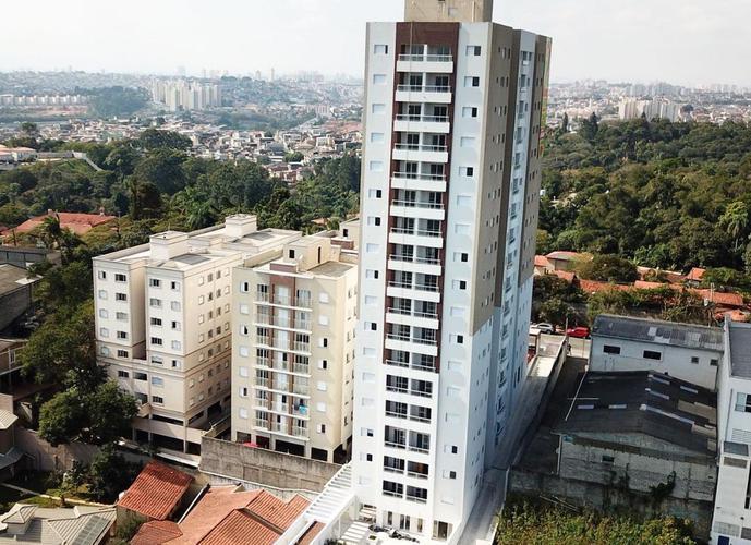 Apartamento em Granja Viana/SP de 54m² 2 quartos a venda por R$ 247.054,00