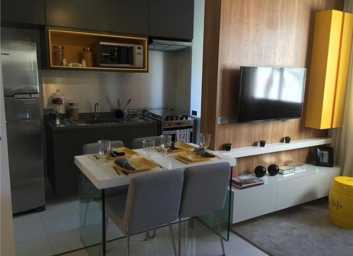 Apartamento em Barra Funda/SP de 31m² 1 quartos a venda por R$ 194.000,00