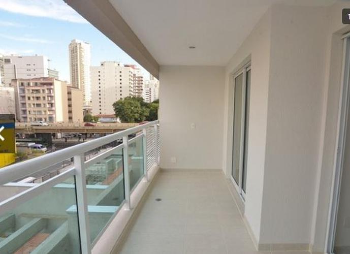 Studio em Santa Cecília/SP de 33m² 1 quartos a venda por R$ 339.000,00