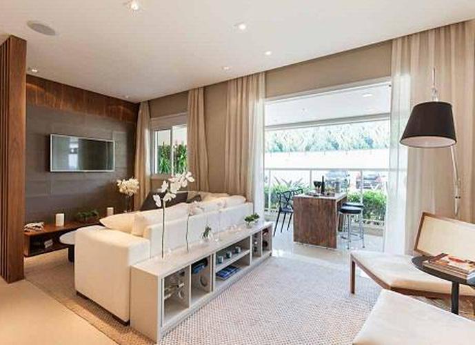 Apartamento em Barra Funda/SP de 57m² 2 quartos a venda por R$ 451.000,00