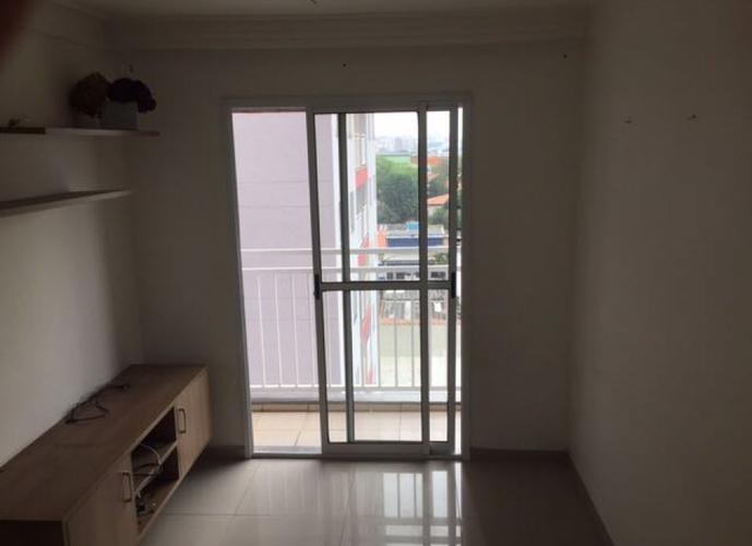Apartamento em Vila Homero Thon/SP de 52m² 2 quartos a venda por R$ 240.000,00