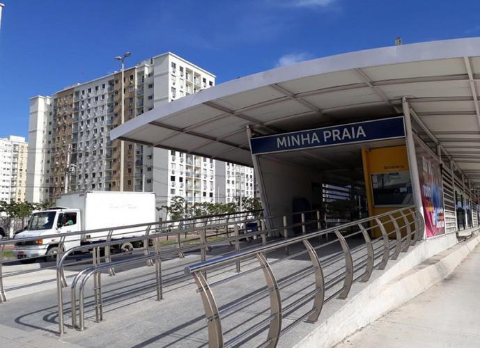 Apartamento em Recreio dos Bandeirantes/RJ de 55m² 21 quartos a venda por R$ 280.000,00