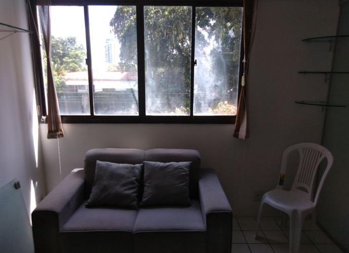 Flat em Casa Forte/PE de 30m² 1 quartos a venda por R$ 185.000,00