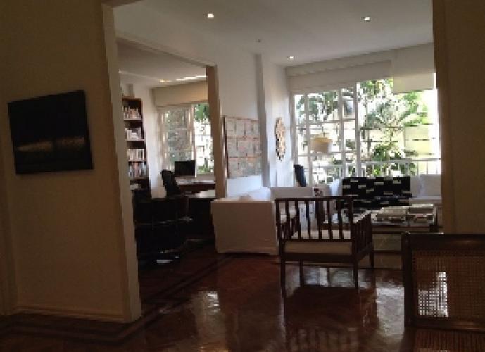 Apartamento em Lagoa/RJ de 136m² 3 quartos a venda por R$ 2.250.000,00