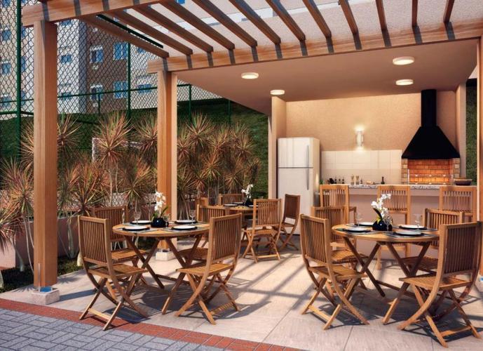 Apartamento em Jardim Adelfiore/SP de 40m² 2 quartos a venda por R$ 199.000,00