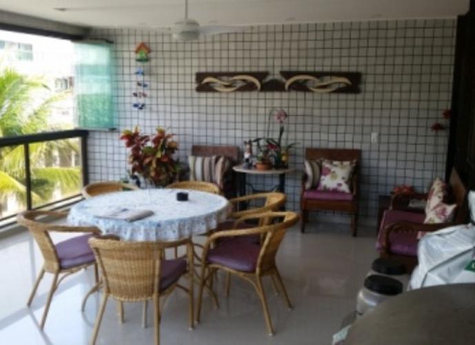 Apartamento em Recreio Dos Bandeirantes/RJ de 180m² 3 quartos a venda por R$ 1.160.000,00