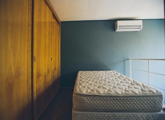 Flat em Moema/SP de 40m² 1 quartos para locação R$ 3.600,00/mes
