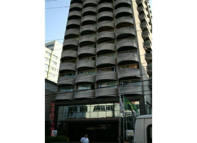 Flat em Liberdade/SP de 40m² 1 quartos para locação R$ 2.900,00/mes