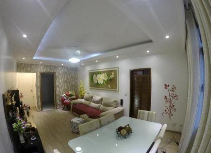 Apartamento em Gonzaga/SP de 99m² 2 quartos a venda por R$ 400.000,00