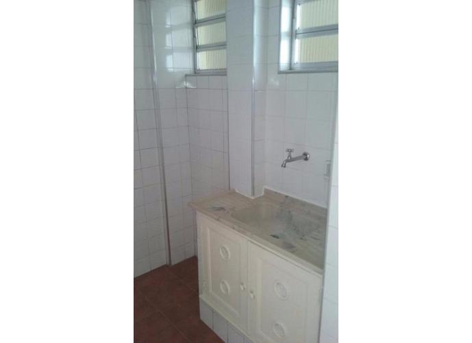 Apartamento em Ponta Da Praia/SP de 55m² 1 quartos para locação R$ 1.200,00/mes