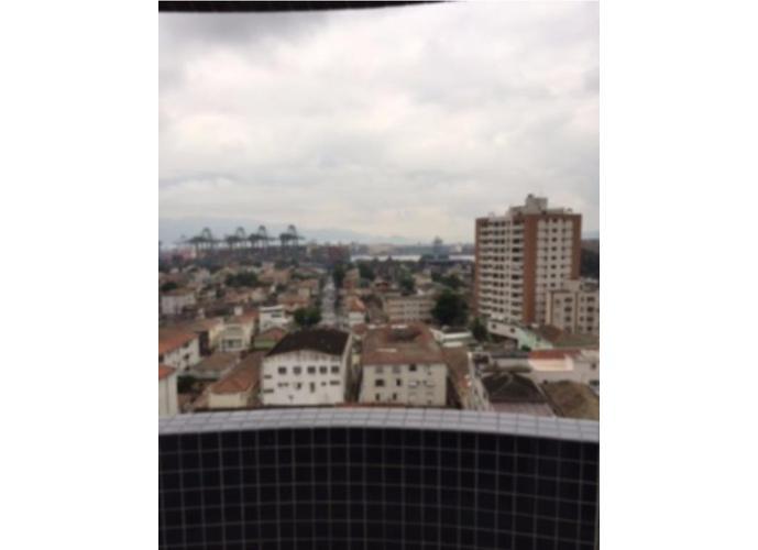 Apartamento em Ponta Da Praia/SP de 56m² 1 quartos a venda por R$ 405.000,00