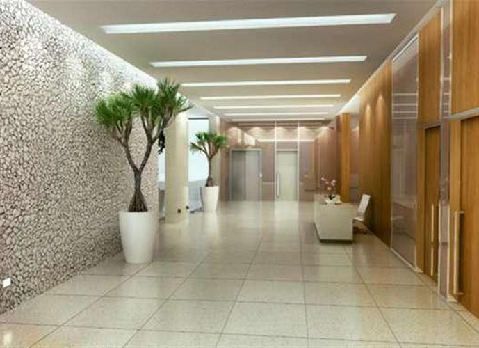 Sala em Valongo/SP de 43m² a venda por R$ 141.600,00