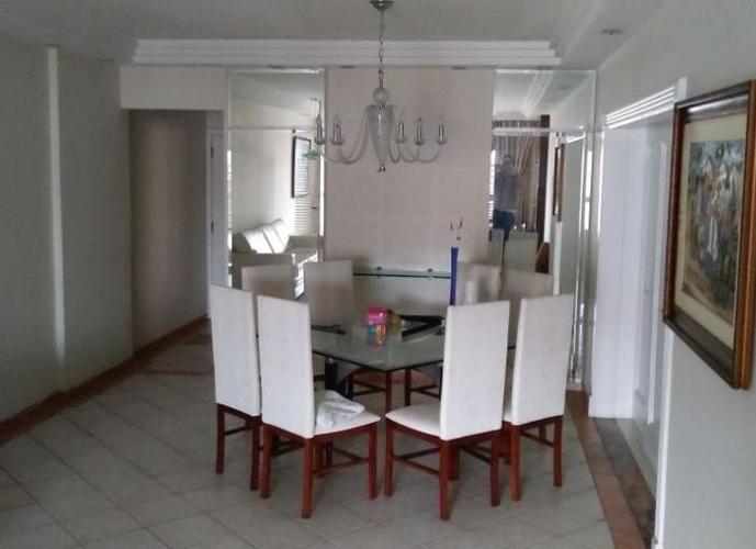 Apartamento em Boqueirão/SP de 170m² 3 quartos para locação R$ 4.000,00/mes
