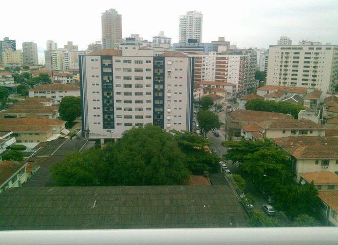 Apartamento em Ponta Da Praia/SP de 48m² 1 quartos a venda por R$ 356.500,00 ou para locação R$ 2.300,00/mes