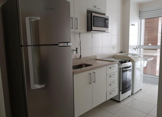 Apartamento em Ponta Da Praia/SP de 48m² 1 quartos para locação R$ 2.200,00/mes