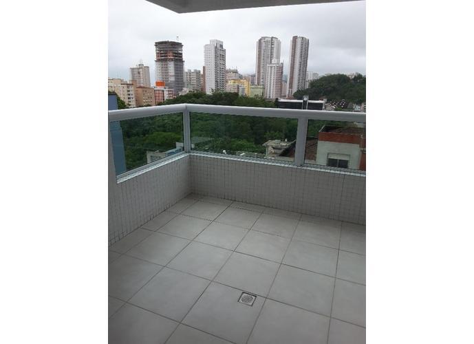 Apartamento em José Menino/SP de 80m² 2 quartos para locação R$ 3.100,00/mes