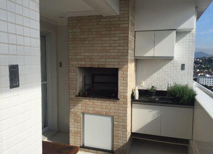 Apartamento em Vila Belmiro/SP de 85m² 2 quartos a venda por R$ 690.000,00