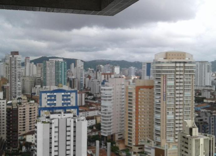 Apartamento em Embaré/SP de 52m² 1 quartos a venda por R$ 450.000,00