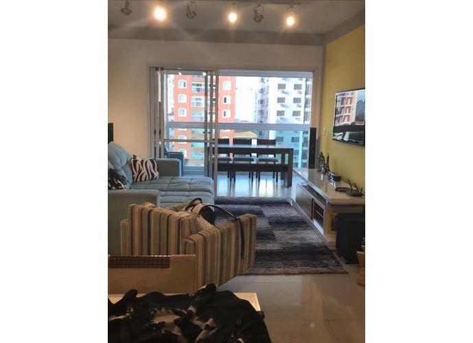 Apartamento em Ponta Da Praia/SP de 119m² 3 quartos a venda por R$ 770.000,00