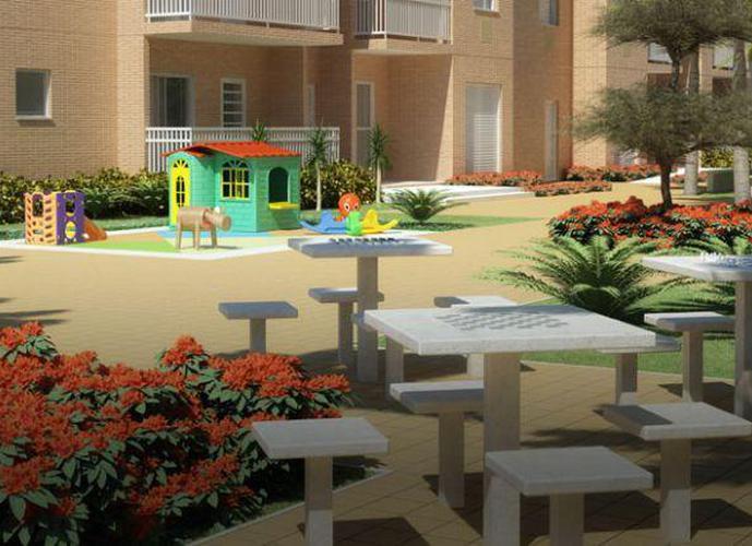 Apartamento em Cidade Ocian/SP de 51m² 2 quartos a venda por R$ 200.000,00