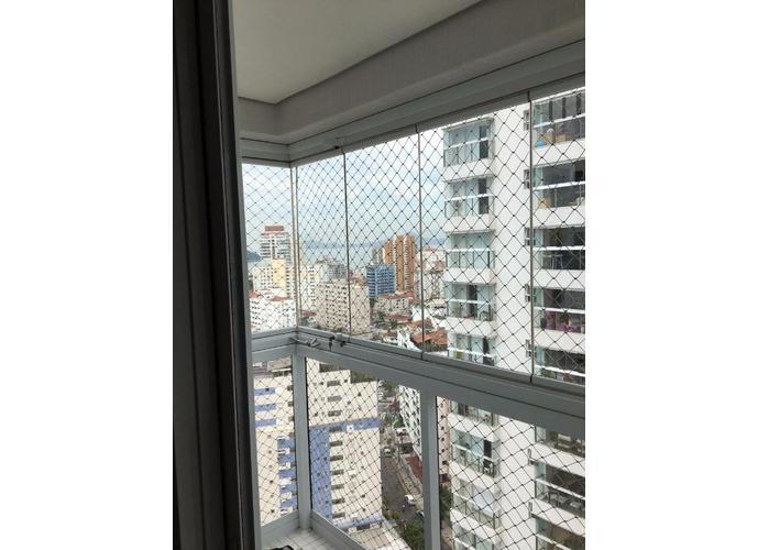 Apartamento em Ponta Da Praia/SP de 132m² 3 quartos a venda por R$ 850.000,00
