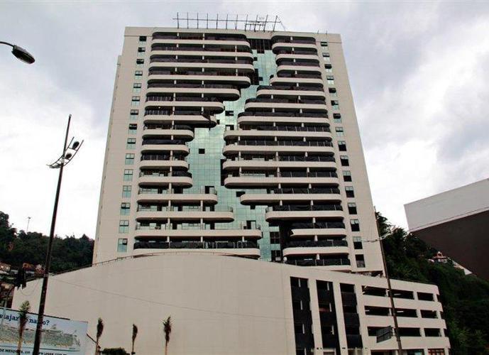 Sala em Valongo/SP de 43m² a venda por R$ 215.000,00