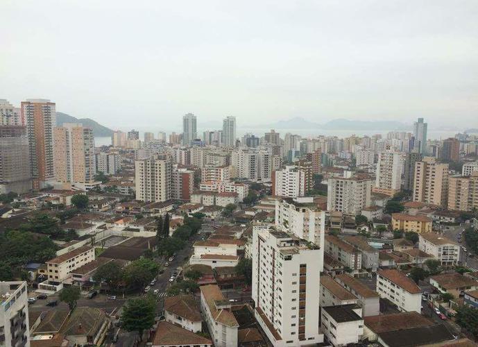 Apartamento em Ponta Da Praia/SP de 103m² 3 quartos a venda por R$ 640.000,00