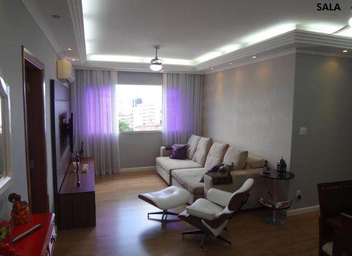 Apartamento em Gonzaga/SP de 89m² 2 quartos a venda por R$ 685.000,00