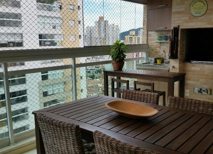 Apartamento em Ponta Da Praia/SP de 103m² 3 quartos a venda por R$ 690.000,00