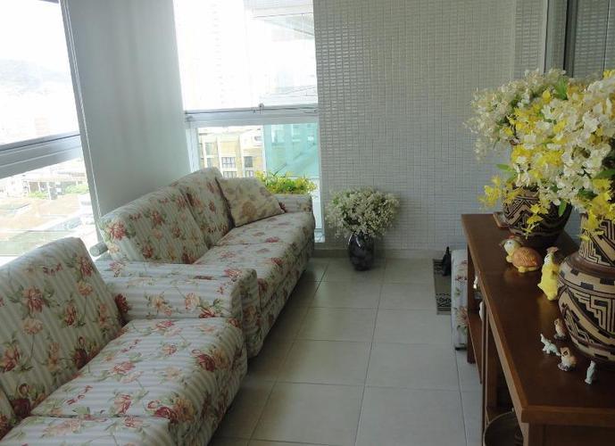 Apartamento em Embaré/SP de 191m² 3 quartos a venda por R$ 1.755.000,00