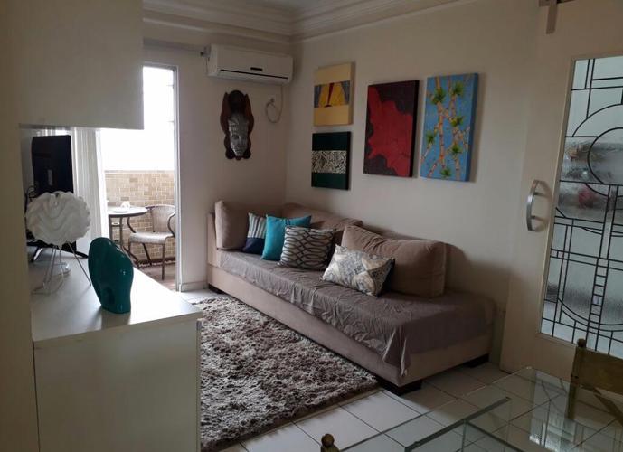 Apartamento em Estuário/SP de 63m² 2 quartos a venda por R$ 400.000,00