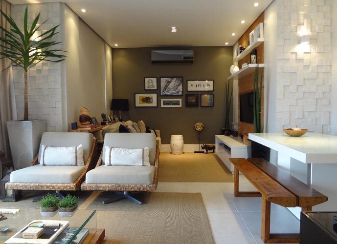 Apartamento em Gonzaga/SP de 95m² 2 quartos a venda por R$ 850.000,00