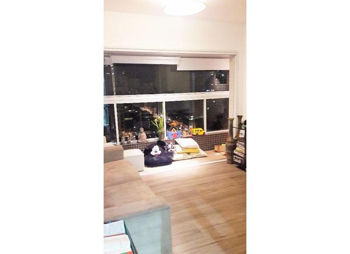 Apartamento em Gonzaga/SP de 68m² 2 quartos a venda por R$ 560.000,00
