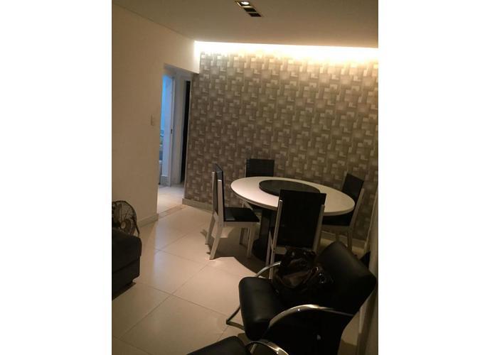 Apartamento em Gonzaga/SP de 78m² 2 quartos a venda por R$ 330.000,00