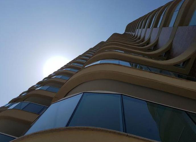 Apartamento em Gonzaga/SP de 45m² 1 quartos a venda por R$ 426.000,00