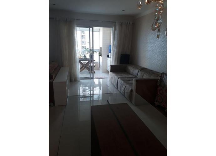 Apartamento em Ponta Da Praia/SP de 92m² 2 quartos a venda por R$ 585.000,00